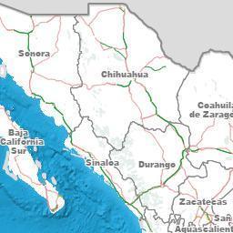 Mapa Digital De México V - Mapa de mexico